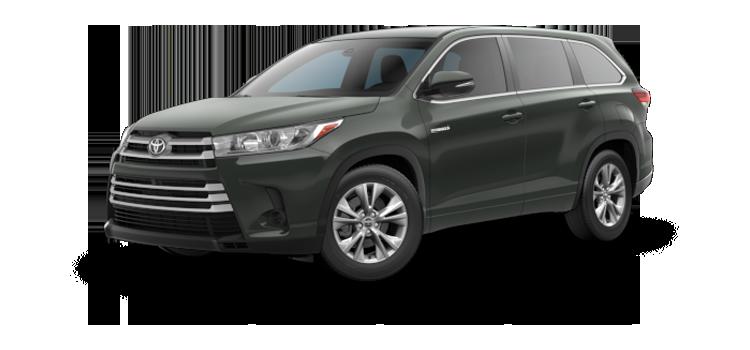 Hudson Toyota - 2018 Toyota Highlander Hybrid V6 LE