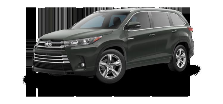 Duluth Toyota - 2018 Toyota Highlander Hybrid V6 Limited