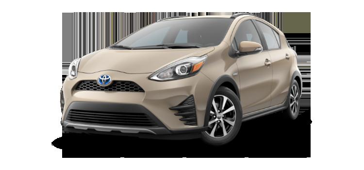 Petaluma Toyota - 2018 Toyota Prius c One Base