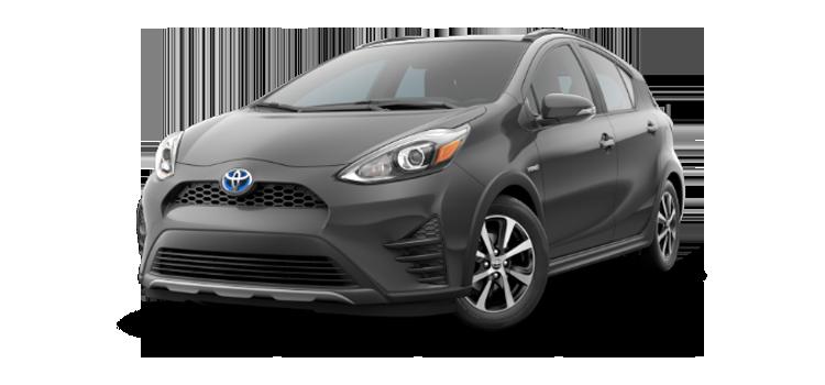 Napa Toyota - 2018 Toyota Prius c Two Base