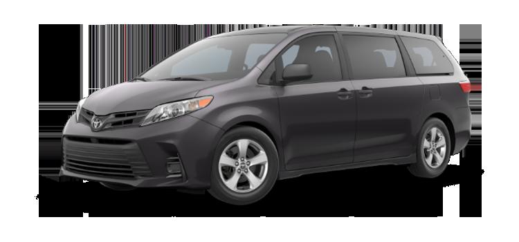 Santa Ana Toyota - 2018 Toyota Sienna 7 Passenger L