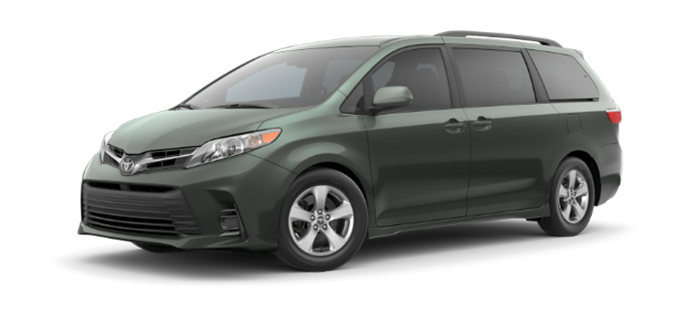 Sugar Land Toyota - 2018 Toyota Sienna With Auto Access Seat LE