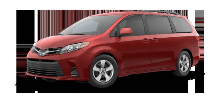 Lubbock Toyota - 2018 Toyota Sienna 8 Passenger LE