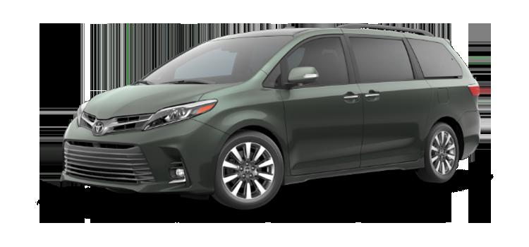 San Francisco Toyota - 2018 Toyota Sienna 7 Passenger Limited