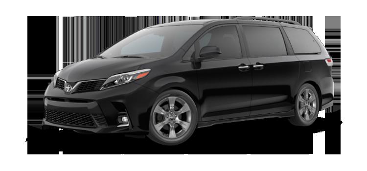 Roswell Toyota - 2018 Toyota Sienna 8 Passenger SE Premium