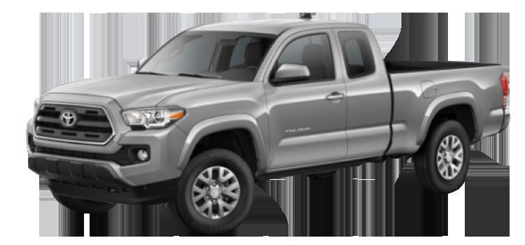 Fairfield Toyota - 2018 Toyota Tacoma Access Cab Access Cab, Automatic SR5