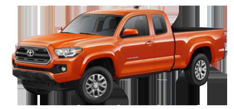 San Rafael Toyota - 2018 Toyota Tacoma Access Cab Access Cab, Automatic SR5