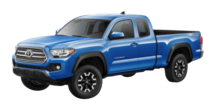 Anaheim Toyota - 2018 Toyota Tacoma Access Cab Access Cab, Automatic TRD Offroad
