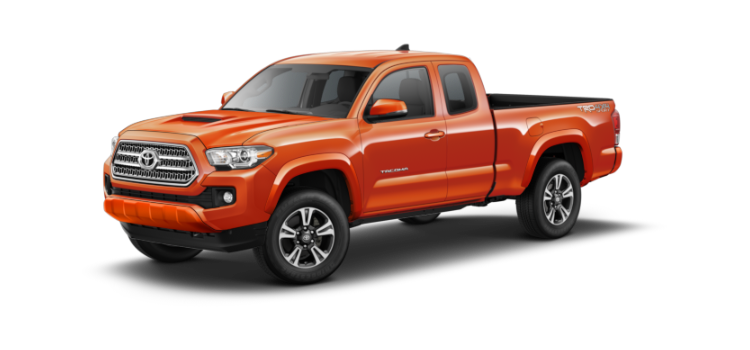 Hudson Toyota - 2018 Toyota Tacoma Access Cab Access Cab, Automatic TRD Sport