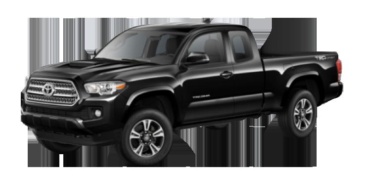 Vallejo Toyota - 2018 Toyota Tacoma Access Cab Access Cab, Manual TRD Sport