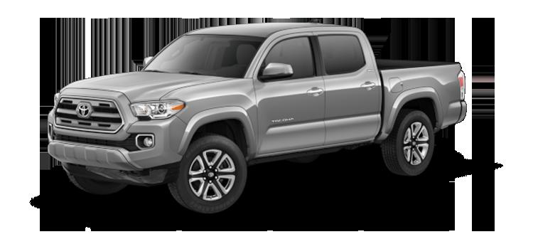 Santa Ana Toyota - 2018 Toyota Tacoma Double Cab Double Cab, Automatic Limited