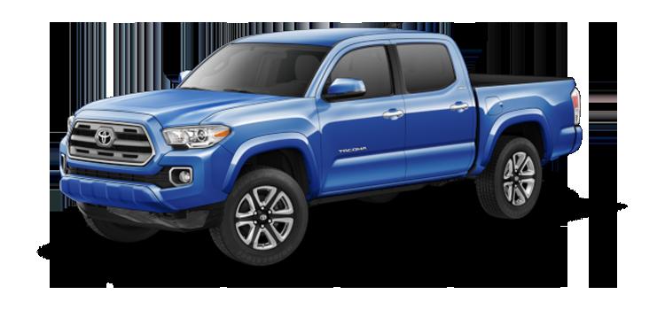 San Rafael Toyota - 2018 Toyota Tacoma Double Cab Double Cab, Automatic Limited