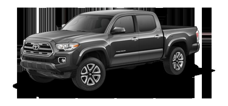 Richmond Toyota - 2018 Toyota Tacoma Double Cab Double Cab, Automatic Limited