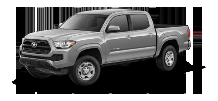 Concord Toyota - 2018 Toyota Tacoma Double Cab Double Cab, V6 Automatic  SR