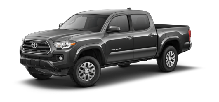 Lubbock Toyota - 2018 Toyota Tacoma Double Cab Double Cab, Automatic SR5