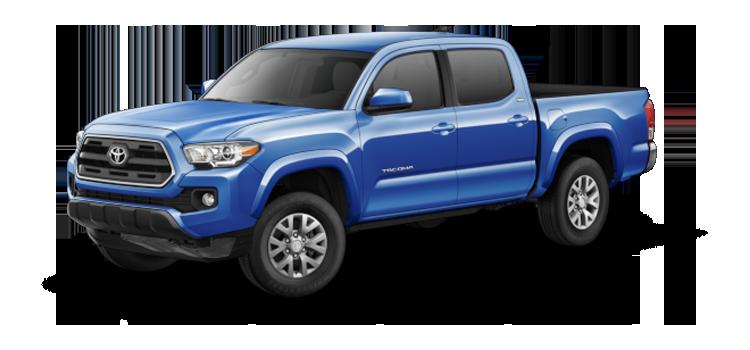 Richmond Toyota - 2018 Toyota Tacoma Double Cab Double Cab, Automatic SR5