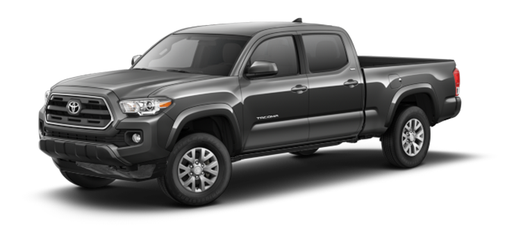 Tustin Toyota - 2018 Toyota Tacoma Double Cab Double Cab, Automatic, Long Bed SR5