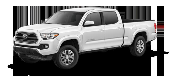 San Rafael Toyota - 2018 Toyota Tacoma Double Cab Double Cab, Automatic, Long Bed SR5