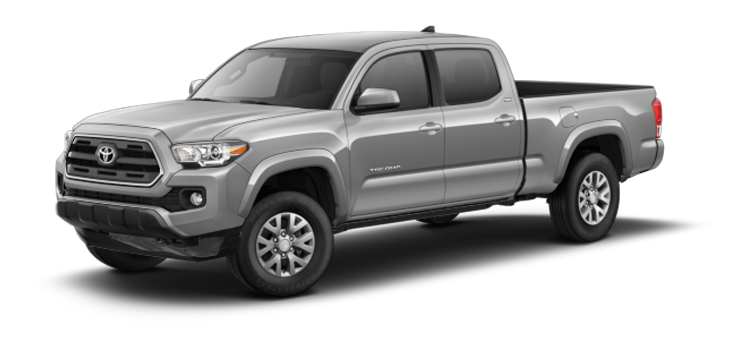 Vallejo Toyota - 2018 Toyota Tacoma Double Cab Double Cab, Automatic, Long Bed SR5