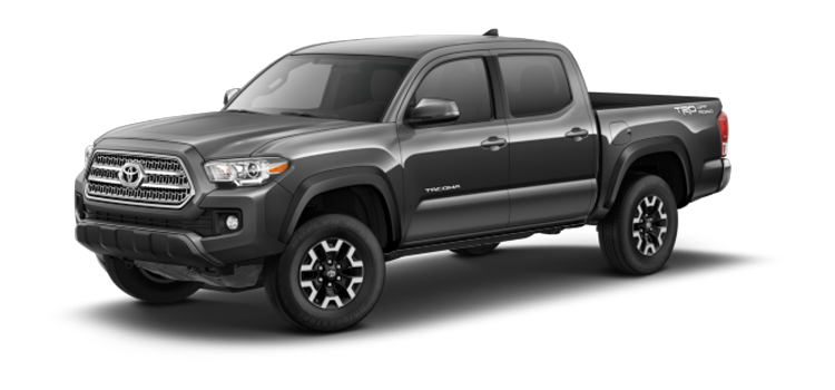 Vallejo Toyota - 2018 Toyota Tacoma Double Cab Double Cab, Automatic TRD Offroad