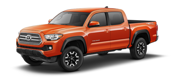 Cleveland Toyota - 2018 Toyota Tacoma Double Cab Double Cab, Automatic TRD Offroad