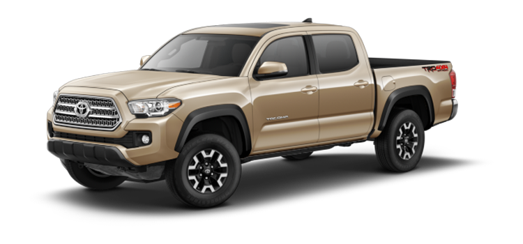 Sandy Springs Toyota - 2018 Toyota Tacoma Double Cab Double Cab, Automatic TRD Offroad
