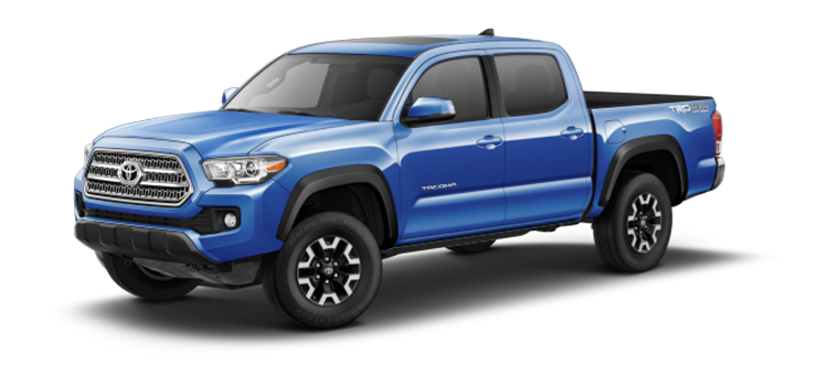 Kent Toyota - 2018 Toyota Tacoma Double Cab Double Cab, Automatic TRD Offroad
