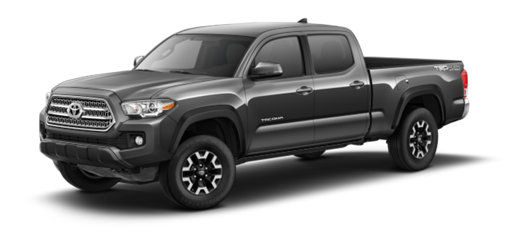 Hudson Toyota - 2018 Toyota Tacoma Double Cab Double Cab, Automatic, Long Bed TRD Offroad