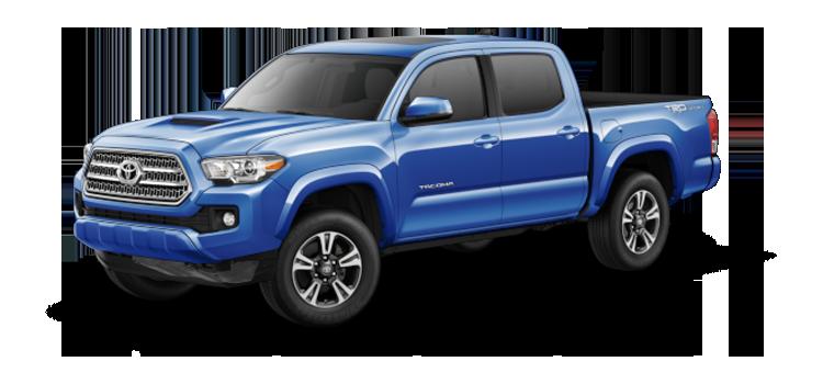 Novato Toyota - 2018 Toyota Tacoma Double Cab Double Cab, Automatic TRD Sport
