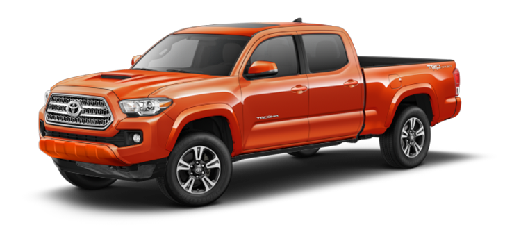 Houston Toyota - 2018 Toyota Tacoma Double Cab Double Cab, Automatic, Long Bed TRD Sport