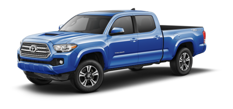 Akron Toyota - 2018 Toyota Tacoma Double Cab Double Cab, Automatic, Long Bed TRD Sport
