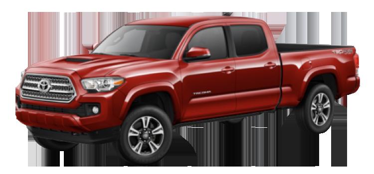 San Rafael Toyota - 2018 Toyota Tacoma Double Cab Double Cab, Automatic, Long Bed TRD Sport