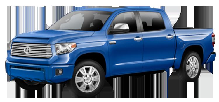 Orange Toyota - 2018 Toyota Tundra Crew Max 4x4 5.7L V8 FFV Platinum