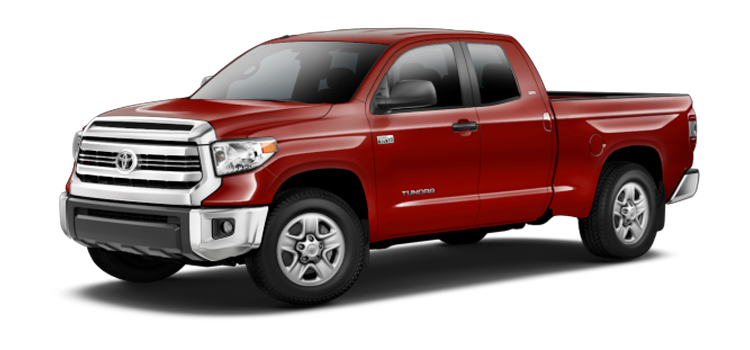 Petaluma Toyota - 2018 Toyota Tundra Double Cab 4x2 5.7L V8 SR5