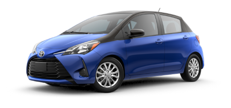 Norman Toyota - 2018 Toyota Yaris Automatic LE