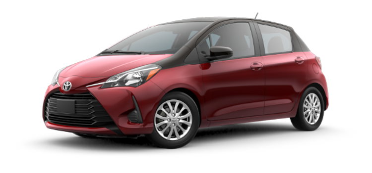 Columbus Toyota - 2018 Toyota Yaris Automatic LE