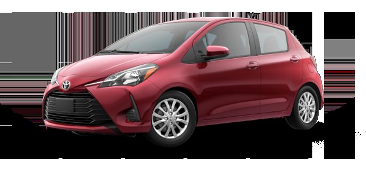 Edmond Toyota - 2018 Toyota Yaris Automatic LE