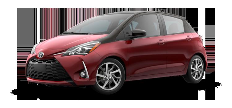Columbus Toyota - 2018 Toyota Yaris Manual SE
