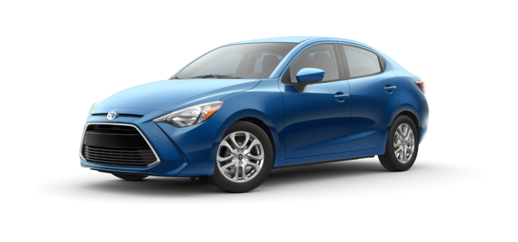 Novato Toyota - 2018 Toyota Yaris iA Manual Base