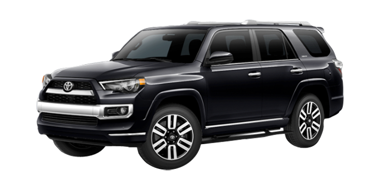 New 2018 Toyota 4Runner 4.0L V6 Limited