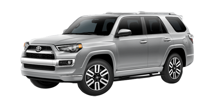 new 2018 Toyota 4Runner 4.0L  Limited