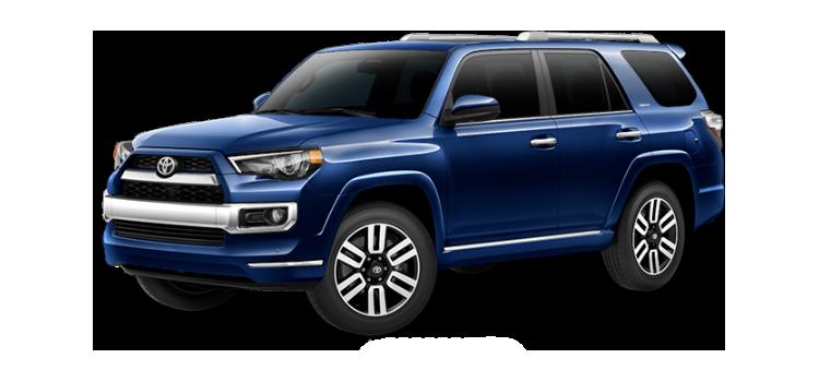 New 2018 Toyota 4Runner 4.0L V6 Limited