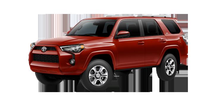 New 2018 Toyota 4Runner 4.0L  SR5