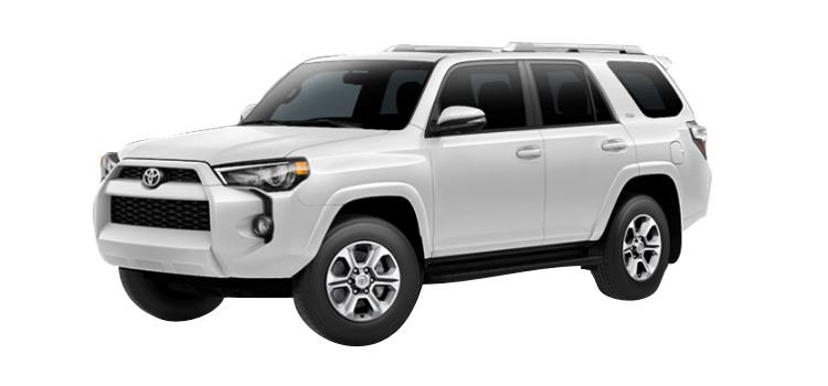 New 2018 Toyota 4Runner 4.0L  SR5 Premium
