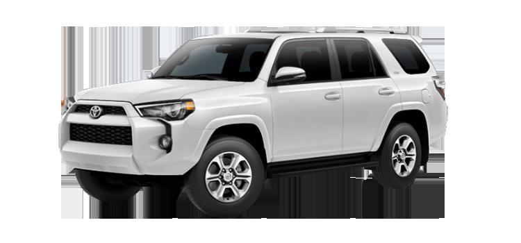 New 2018 Toyota 4Runner 4.0L V6 SR5 Premium