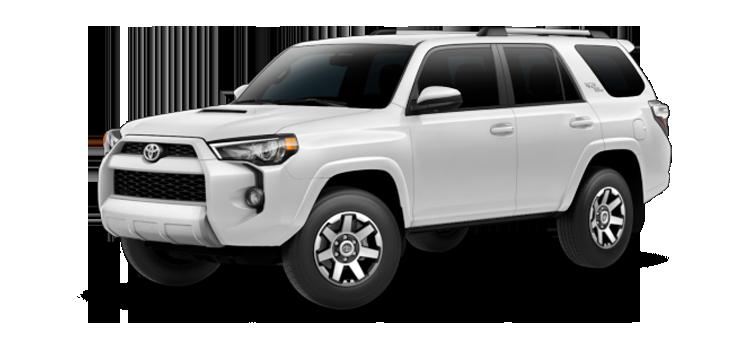 New 2018 Toyota 4Runner 4.0L V6 TRD Off-Road
