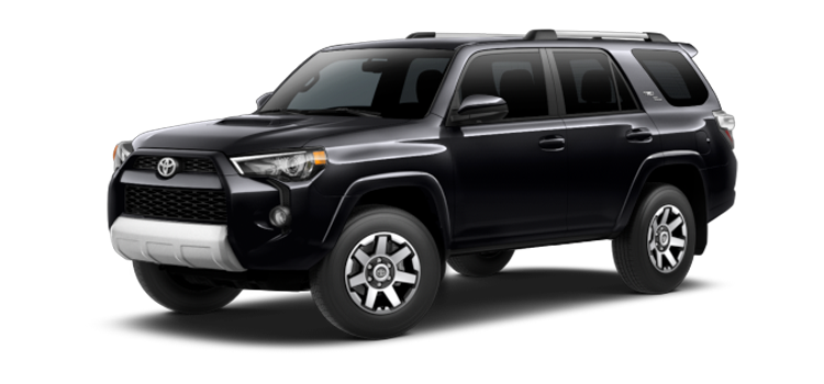 New 2018 Toyota 4Runner 4.0L  TRD Off-Road