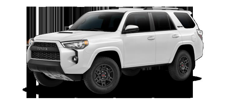New 2018 Toyota 4Runner 4.0L V6 TRD PRO
