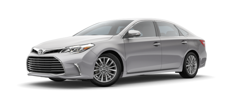 New 2018 Toyota Avalon Limited