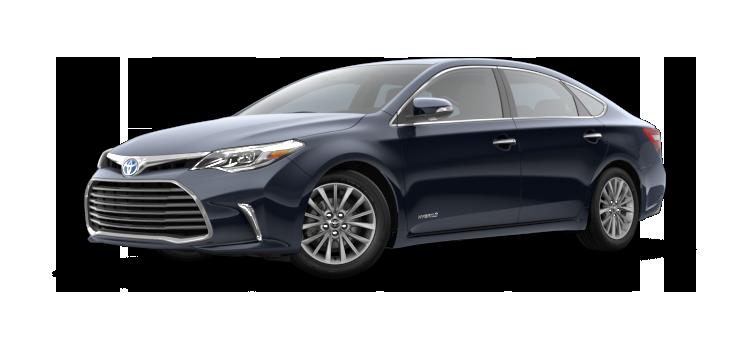 2018 toyota avalon hybrid limited 4 door fwd sedan c colorsoptions. Black Bedroom Furniture Sets. Home Design Ideas